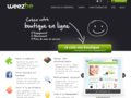 Creation de site e-commerce weezbe
