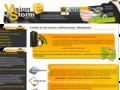 Vision-storm, société de création de site internet en web 2.0 et référencement manuel de qualité
