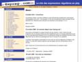 REGEX - REGEXP - Expressions régulières - Expressions rationnelles - Regular expression