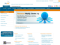MySQL AB ::  Base de Données Open Source